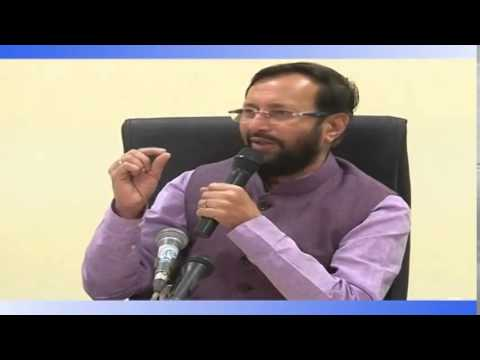 Shri Prakash Javadekar's address at launch of free News SMS Service of AIR in 5 Indian languages
