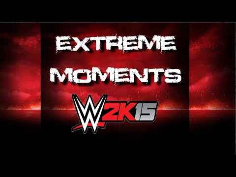 WWE 2K15 Extreme Moments Path Of The Warrior DLC