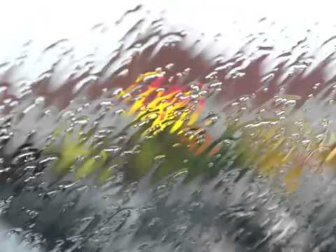 ♥♥ 8 Hours Of Relaxing Sounds Of Rain Falling On A Roof! video