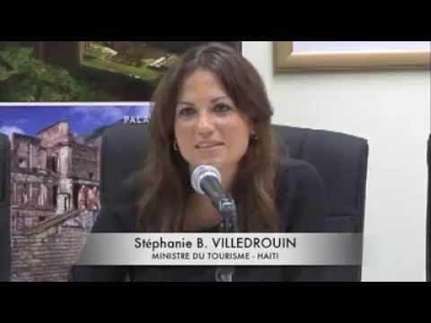 Stéphanie Villedrouin: What is Tourism?