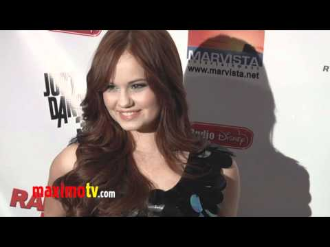 "Debby Ryan at ""Radio Rebel"" World Premiere Arrivals"