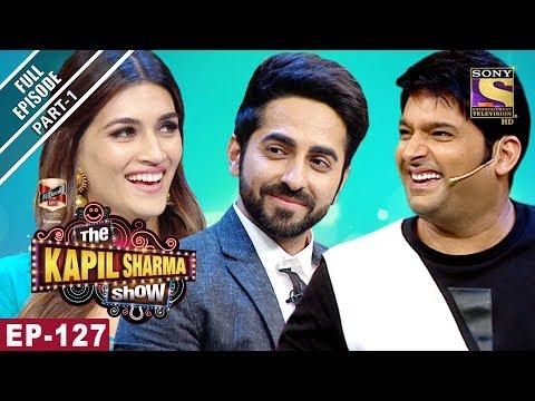 The Kapil Sharma Show - दी कपिल शर्मा शो- Ep-127 Part 1 - Bareilly Ki Barfi Special-12th August 2017 thumbnail