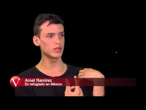 Jóvenes refugiados en México. Espacio joven