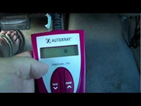 How To Read & Clear A Check Engine Light