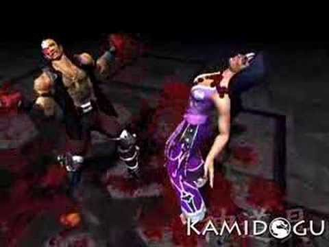 mortal kombat 2011 scorpion fatality. Mortal Kombat Deadly Alliance