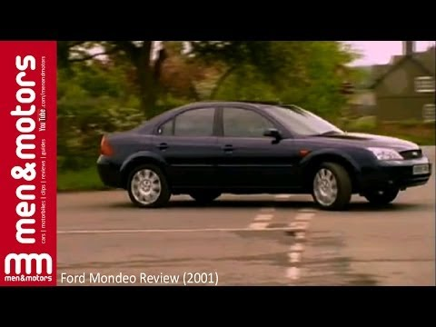 Ford Mondeo Review (2001)