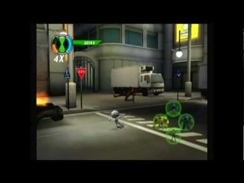 Lets Play Ben 10 Ultimate Alien: Cosmic Destruction Ep. 19 WARNING: REPETITIVE