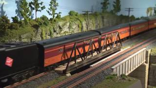 Model Trains with Dr. Jack Fisher   Tennessee Crossroads