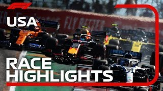 2019 United States Grand Prix: Race Highlights