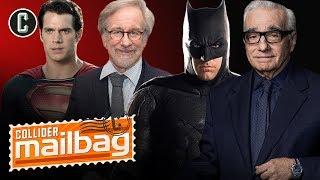 A Steven Spielberg Superman Movie or a Martin Scorsese Batman Movie. Choose! - Mailbag