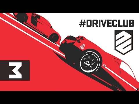 "DriveClub - Let's Play - Part 3 - ""Those Damn Penalties"""