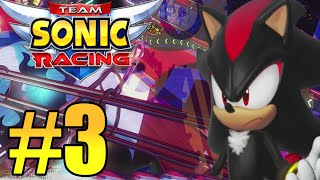 Team Sonic Racing Gameplay Walkthrough Part 3 - Chapter 3 ( Xbox One X)