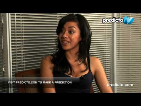 Predicto - TV Aimee Garcia Exclusive Interview Video