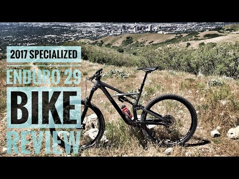 2017 Specialized Enduro 29 Test Ride and Review   Bonneville Shoreline Trails