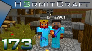 HermitCraft 3 Amplified ~ Ep 173 ~ Deadly Deals! w/ Beefa