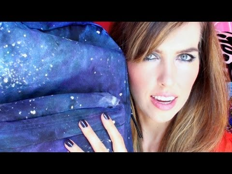 D.I.Y. Galaxy Backpack!