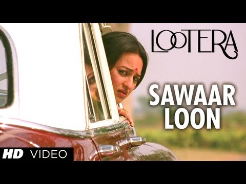 LOOTERA SAWAAR LOON VIDEO SONG (Official) | RANVEER SINGH, SONAKSHI SINHA