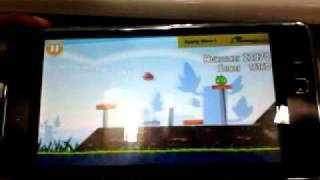 Angry Birds on Beetel MAGIQ