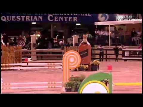 McLain Ward Zander win the $101kSuncast® 1.50m Championship Jumper Series Final