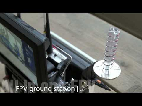 Setup Long Range FPV ground station