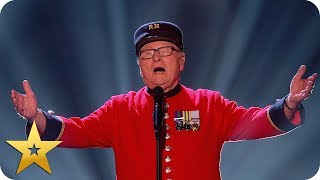 Colin Thackery sings Ed Sheeran's 'Supermarket Flowers' | BGT: The Champions