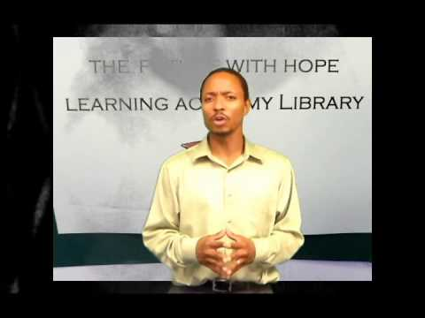 Future With Hope Learning Academy - 10/23/2014