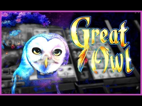 Great owl slots