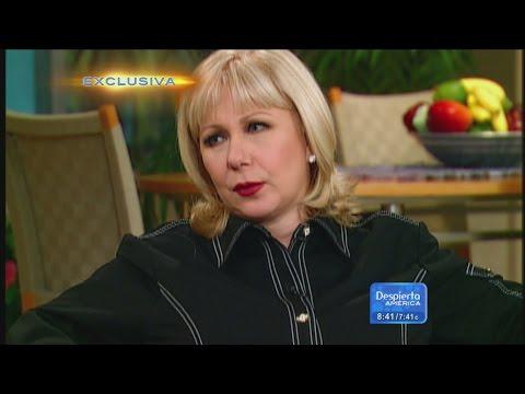 Cristina Saralegui entre la fama y el alcoholismo