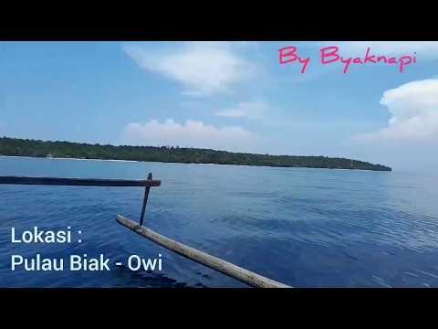 Arah - Arah Pulau Owi