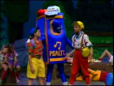 Psalty's One Step At A Time video