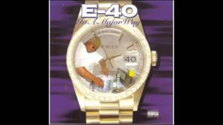 Watch E-40 Da Bumble video