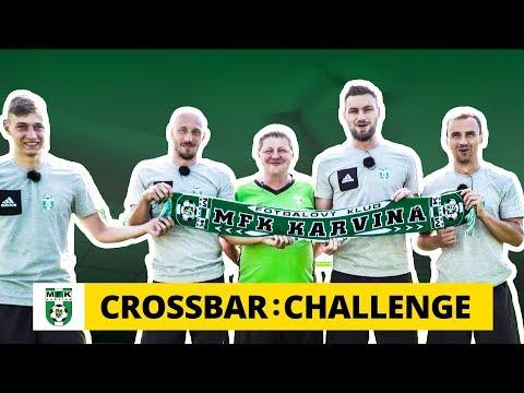 Crossbar Challenge v Karviné: Janečka málem přepůlil břevno a pak ušil boudu na Wágnera