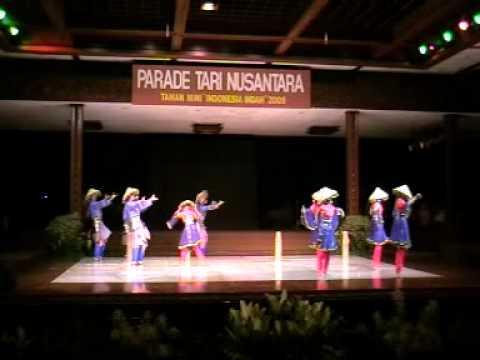 Tari Daerah Natuna (festival Tarian Nusantara) video