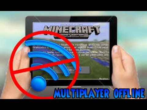 Como jogar no modo multiplayer offline no MINECRAFT POCKET EDITION 0.16 ( método 100% funcional)