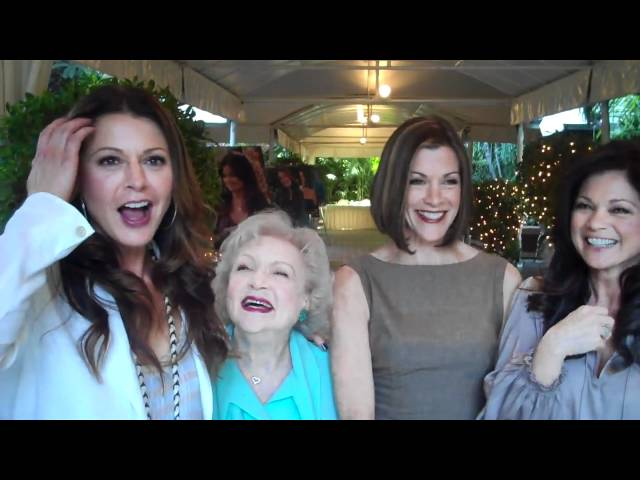 The stars of HOT IN CLEVELAND talk to the HFPA