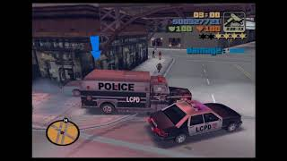 Grand Theft Auto 3 Two Faced Tanner