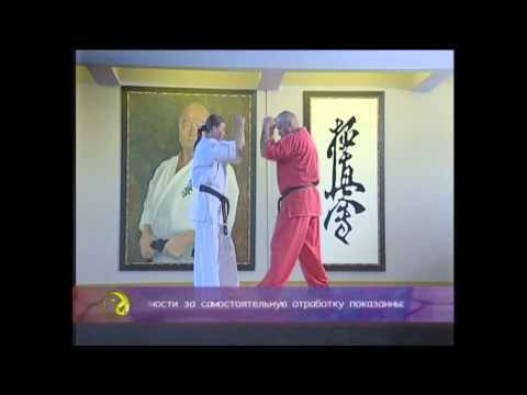 Lessons Kyokushinkai Elena Vorobyova Image 1