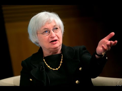 Fed Delays Rate Hikes - Janet Yellen