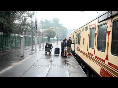 Palace on Wheels- Luxury tourist train