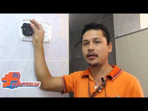 Como instalar correctamente su maxi ducha lorenzetti m s for Como instalar una ducha electrica