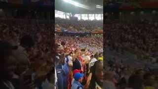 Sénégal vs Pologne: Le 12e Gaindé explose de joie*