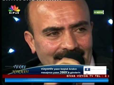 SİPAS VİZYON TV - 'TÜRKÜ HARMANI - HASTANENİN KAPISI - YÜKSEL ÖZTÜRK'