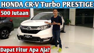 Review Honda CRV Turbo Prestige 2019 Terbaru