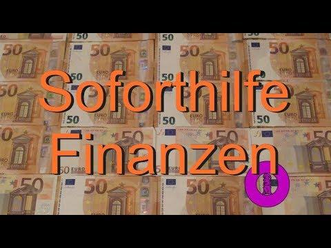 Soforthilfe Finanzen (Amorina)