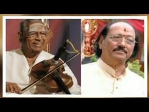 Mahaganapathi - Sri M. S. Gopalakrishnan - (violin) Indian Classical Instrumental video