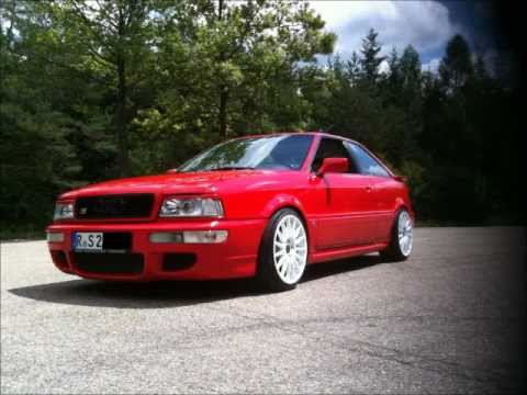 Audi S2 Aby Coupe 280kmh Youtube