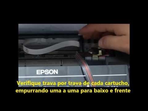 Instalação de Bulk Ink Epson XP204 e XP214