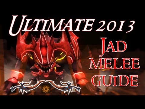 Ultimate 2013 EoC Jad Melee guide — fully up to date and comprehensive!