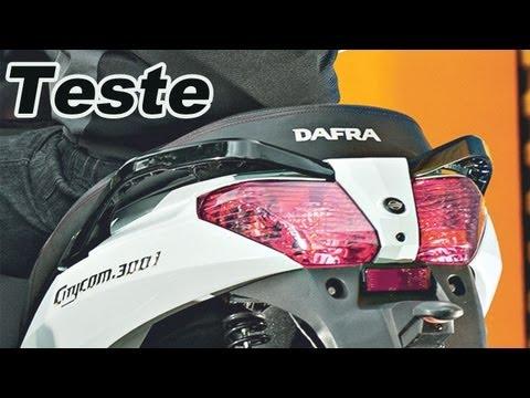 Teste: Dafra - Sym Citycom 300i