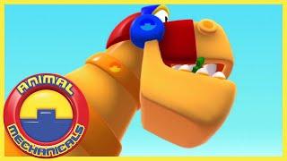 Animal Mechanicals 105   Dino Mountain Island   Full Episode   Season 1 Episode 5